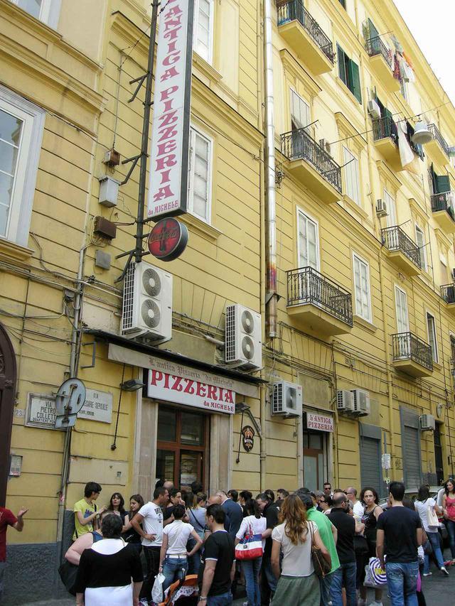 画像: イタリア・ナポリの老舗ピッツェリア「アンティーカ・ ピッツェリア・ダ・ミケーレ」の3号店が横浜にオープン