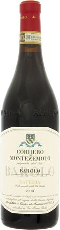画像: 由緒正しきイタリア貴族のワイン『コルデロ・ディ・モンテツェモロ』