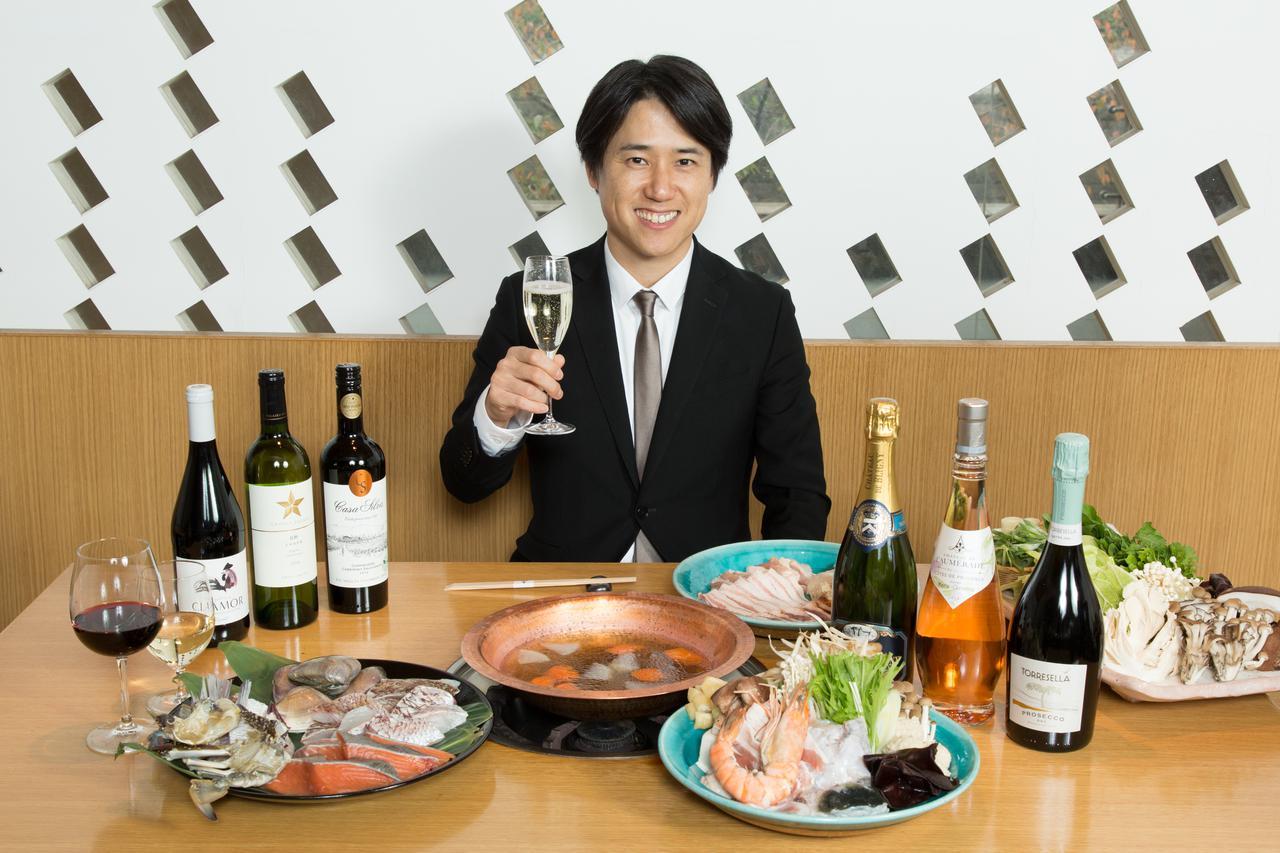 画像: 田邉公一 Koichi TANABE レストラン「L'AS」のシェフソムリエなどを経て、ワインディレクターとして都内のレストランのワインディレクションに携わる。 ワインスクール「レコール・デュ・ヴァン」講師