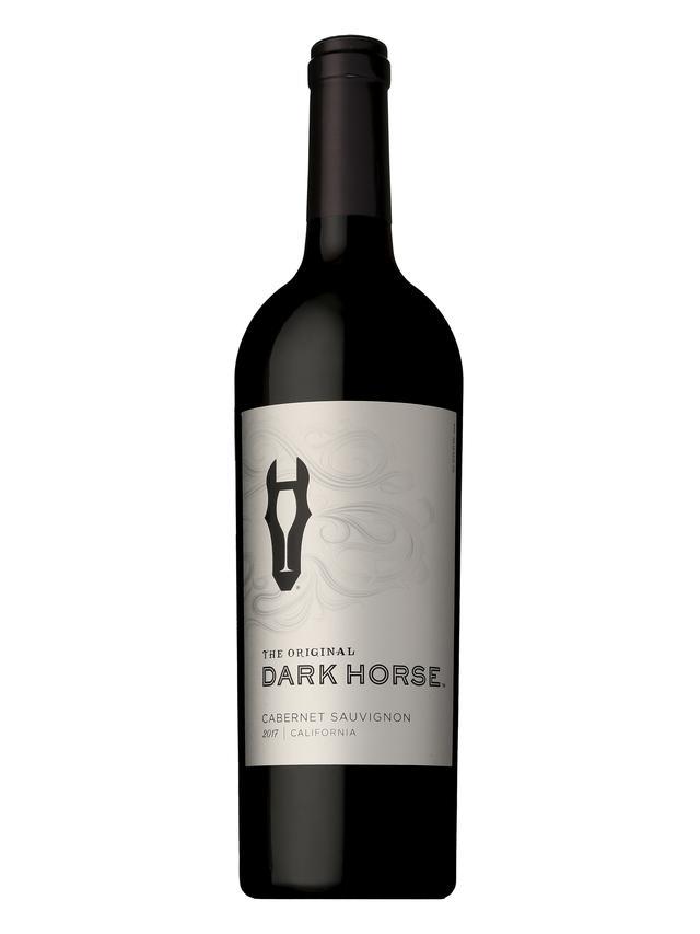 画像: 『ダークホース カベルネ・ソーヴィニョン』 赤/フルボディ 750ml アルコール度数13.5% オープン価格