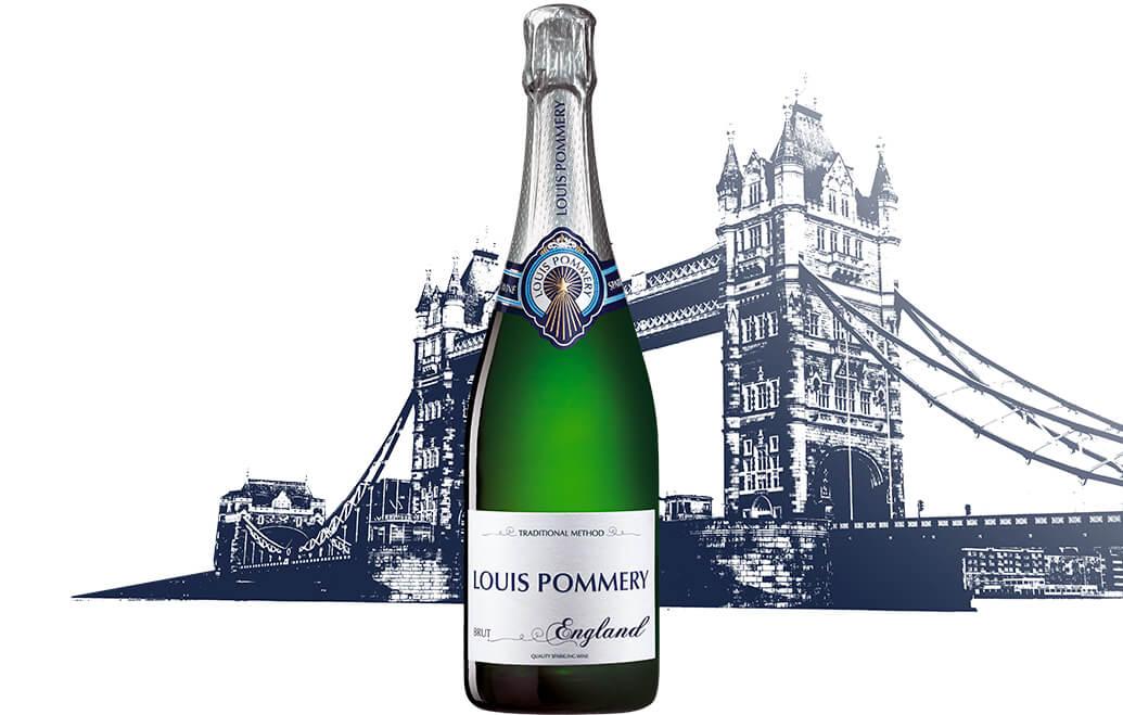 画像: ポメリーがイングランドで造るスパークリングワイン