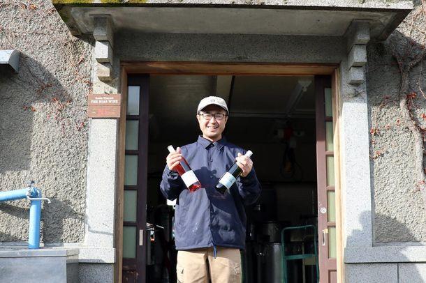 画像: 6代目代表 熊谷 晃弘氏