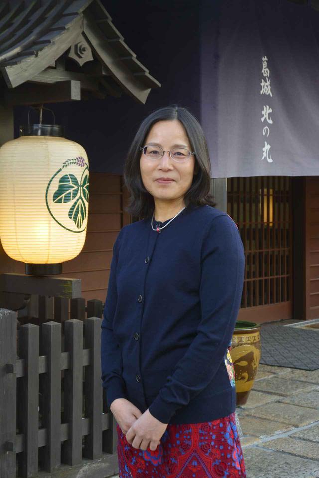 画像: 今回のメーカーズディナーの主役・栗山明子さん