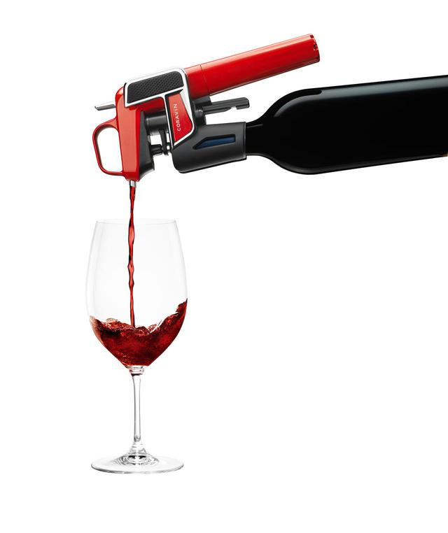 画像: 世界初! コルクを抜かずワインを注ぐ 画期的なワインツール「CORAVIN」!