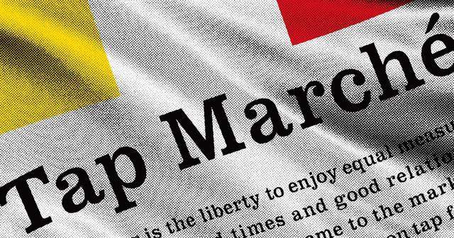 画像: Tap Marché(タップ・マルシェ)