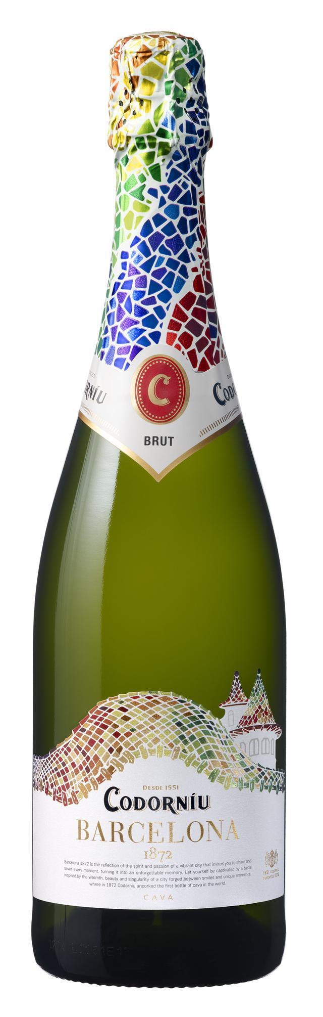 画像: 『コドーニュ バルセロナ 1872 NV』 生産者: コドーニュ 生産国:スペイン 生産地:カタルーニャ地方 品種:シャルドネ、マカベオ、チャレロ、パレリャーダ 価格:1660円(税別) 輸入元:メルシャン㈱ https://drinx.kirin.co.jp/wine/codorniu/barcelona1872/?ref=article_rec3&cx_cxrecs=119a31829bf2eda6aa9cffc25cba5503bb174423