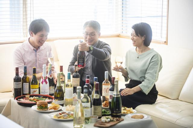 画像1: 家飲みをもっと楽しもう! ソムリエが勧める「家飲みテクニック」でおこもりワイン生活