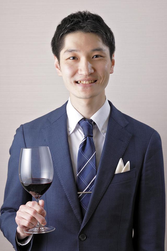 画像: 河 獠 Ryo HA 「エノテカ」所属。早稲田大学卒。新卒入社した大手IT企業勤務後、好きなワインを仕事にとエノテカに転職し、現職。第9回 「J.S.Aソムリエ・スカラシップ」受賞。第3回「ボルドー&ボルドーシュペリュールワイン ソムリエコンクール2019年」 セミファイナリスト
