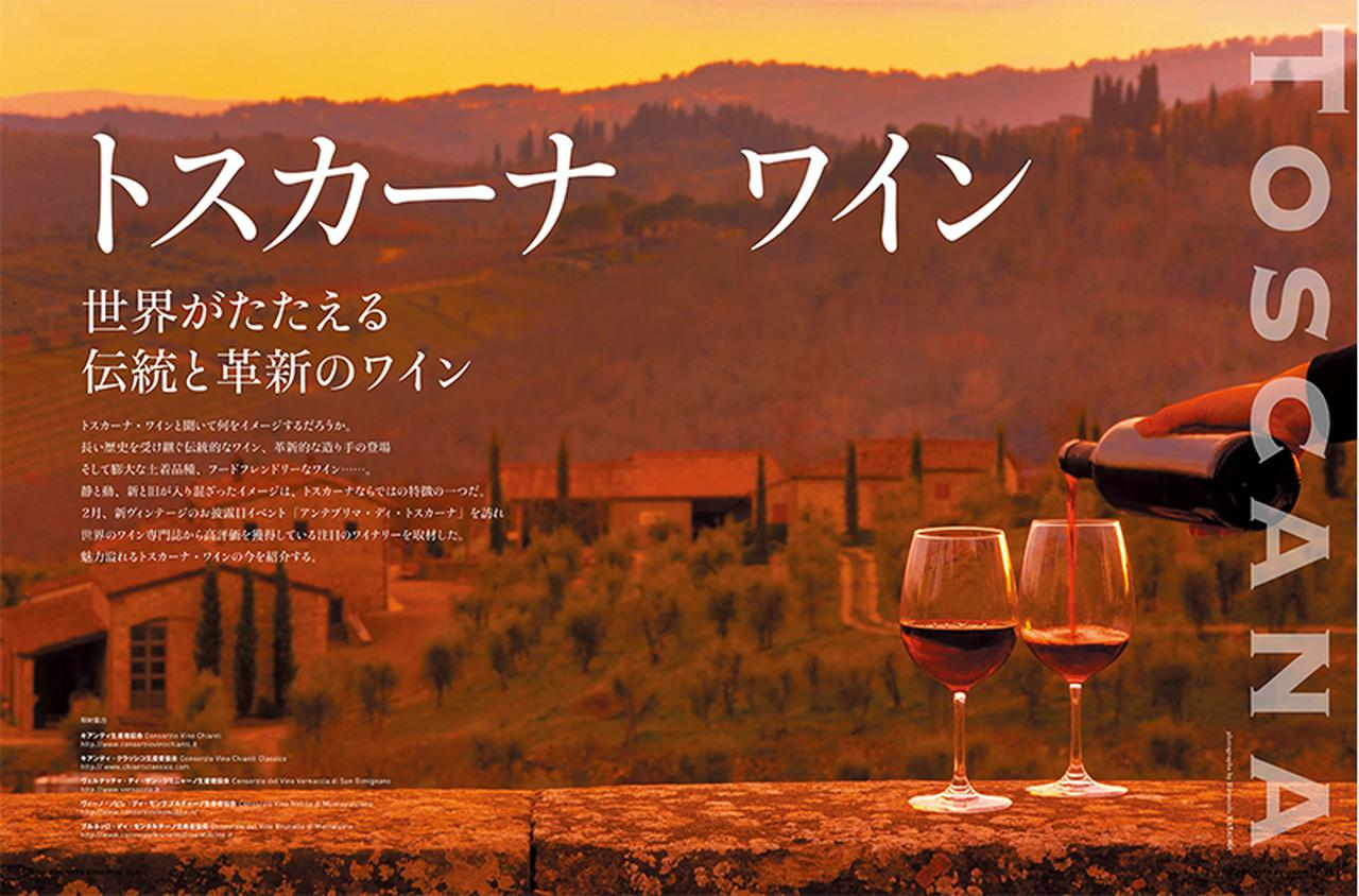 画像: 【現地取材】世界がたたえるトスカーナワイン