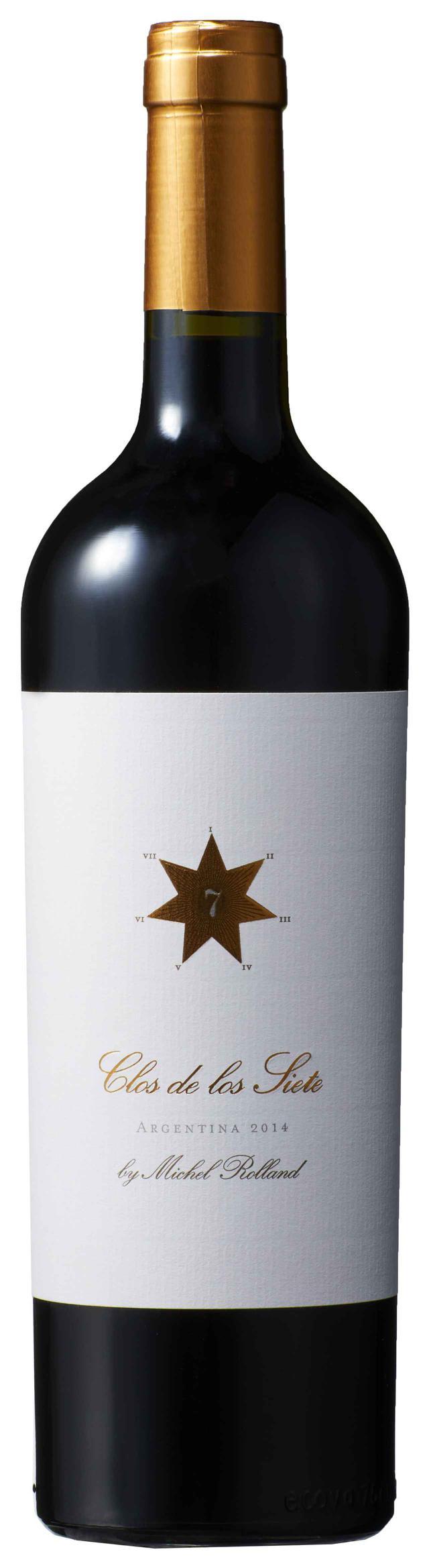 画像2: ミシェル・ロラン氏が心血を注ぐアルゼンチンのワイン『クロス・デ・ロス・シエテ』