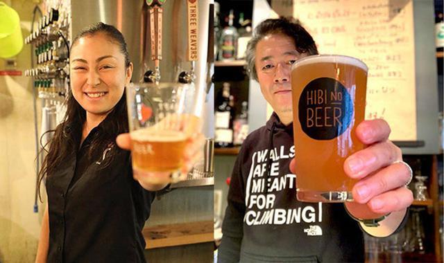 画像: 株式会社CRAFT BEER BASE 代表取締役 谷 和氏(左)、株式会社喜色満面堂 代表取締役 西尾 圭司氏(右)