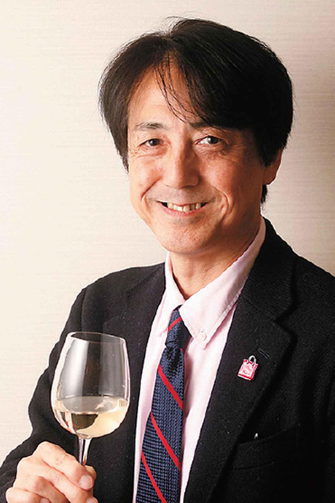 画像: 川邉久之氏 エノログ(ワイン醸造技術管理士)。ナパ・ヴァレーと日本での醸造経験を持ち、現在は日本でコンサルタントなどとして活躍中