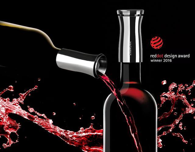 画像: いつものワインが「本当に、もっと美味しく」なるツール 『バンビーズ』販売開始
