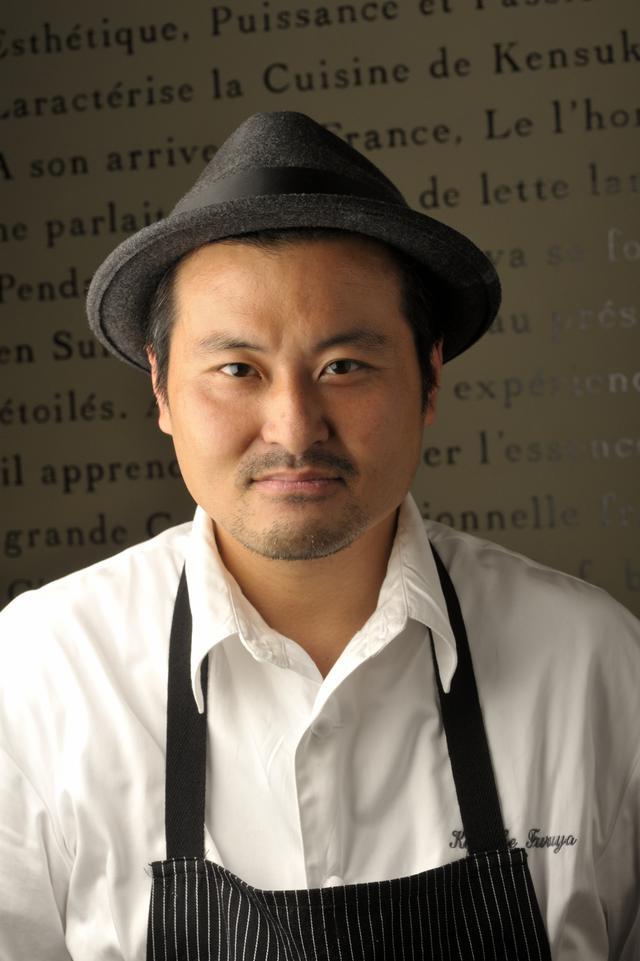 画像1: シェフ 古屋賢介氏 プロフィール