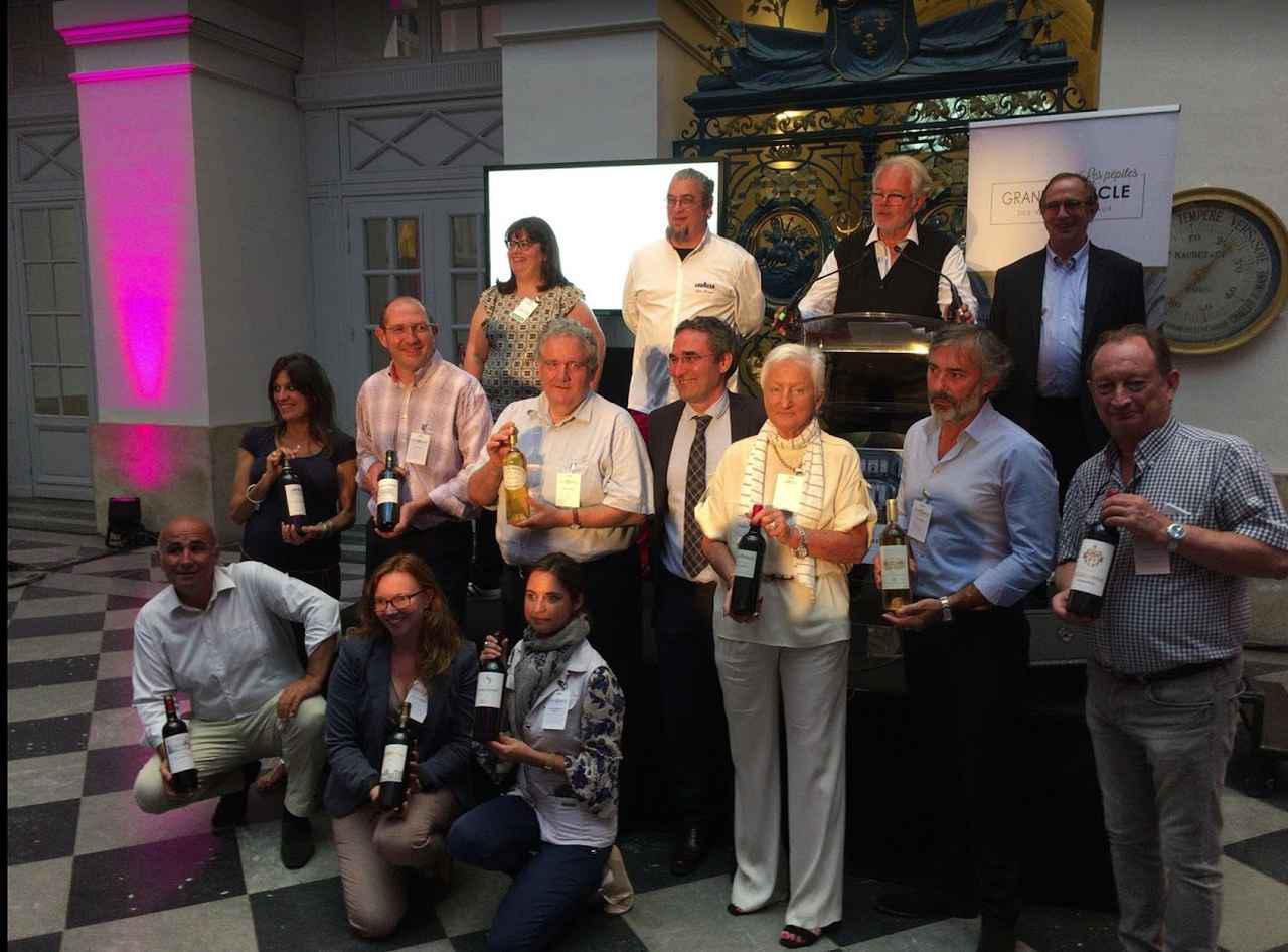 画像1: ボルドーの生産者団体「グラン・セルクル・デ・ヴァン・ド・ボルドー」のプリムール試飲を通して