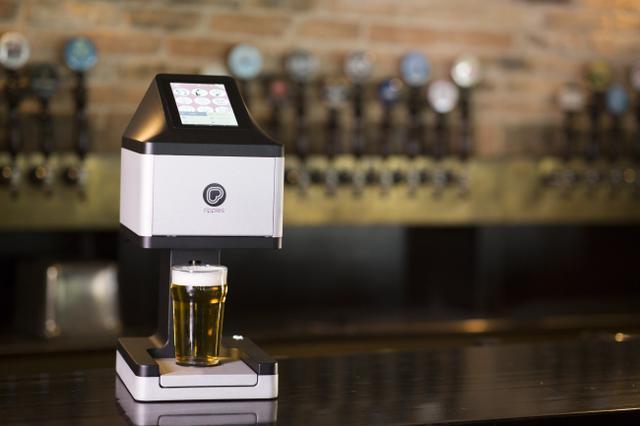 画像: 3DプリントとIoT技術でビールを通じた新たな「乾杯」体験を