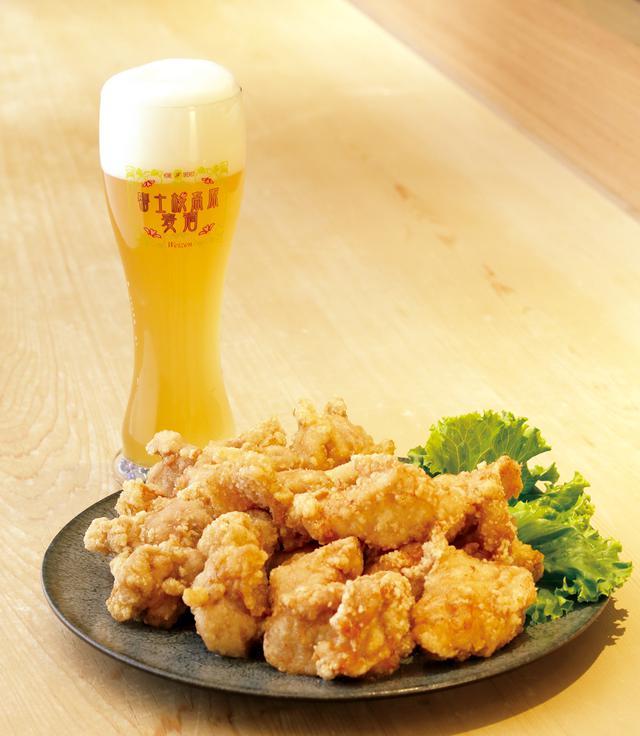 画像: 富士桜高原麦酒ヴァイツェンを使うことで、鶏肉の食感と風味をアップ