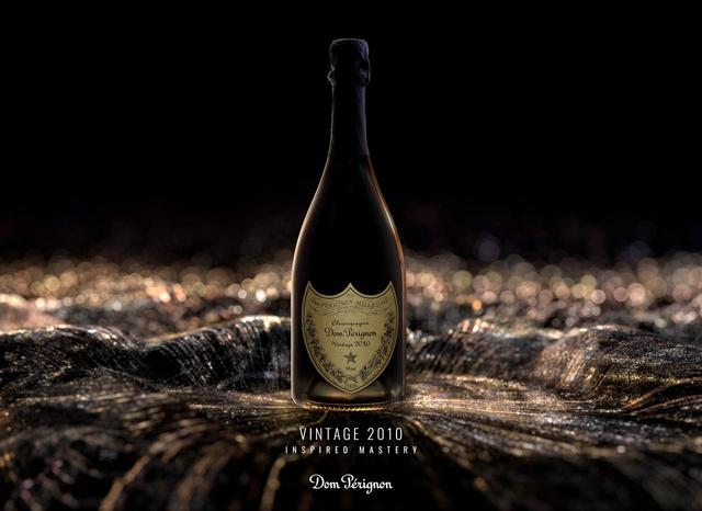 画像: ドン ペリニヨンが2010年ヴィンテージを発売