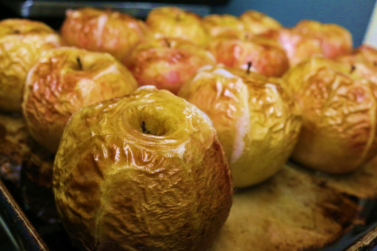 画像1: 伊那の「訳あり」リンゴを合計2,500~3000個も使用