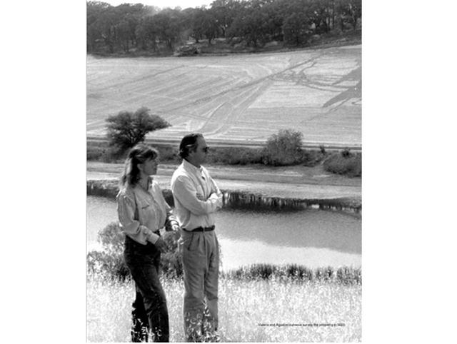 画像: オーナーのアグネスティン、ヴァレリア・ヒュネーウス夫妻