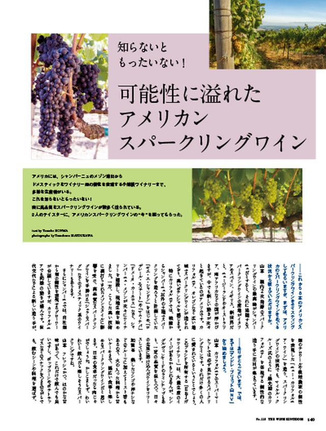 画像10: 『ワイン王国 119号』銘醸が造る ちょっと贅沢なおうち飲みブルゴーニュ/日本ワインをとことん楽しむ!/ワイン好きにぜひ飲んでいただきたい日本酒