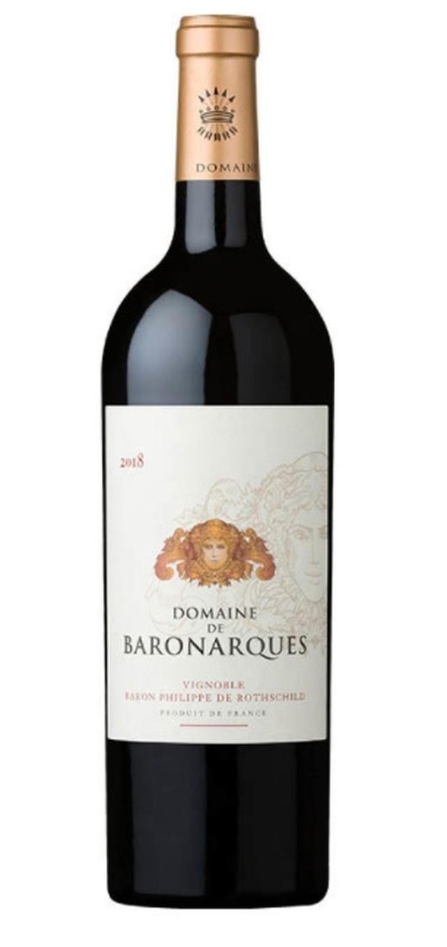 画像: 『ドメーヌ・ド・バロナーク』赤。2014年はタンニンがよく溶け込んでいて、エレガントで女性的、繊細さが感じられる。11年は素晴らしい果実味と共にわずかに動物香、トリュフ、ショコラなどのニュアンスが混じる、複雑で奥行きのあるワインだ