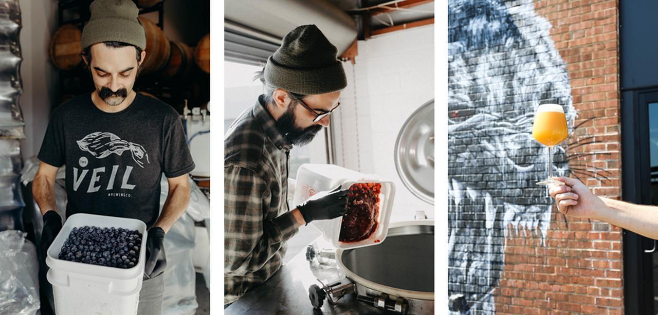 画像: ビール評価サイト「Ratebeer」の Gose - Flavored部門で1位&2位同時受賞