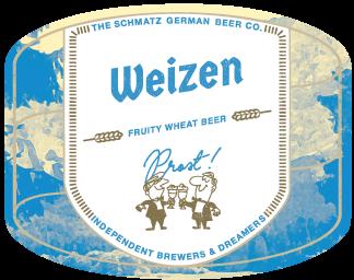 画像: 「ヴァイツェン」 ALC: 5.6% | IBU: 10.6 飲みやすい優しい口当たりと、バナナのような香りが特徴の小麦ビール。ビールが苦手な人にも飲みやすく、最初の一杯にぴったり。