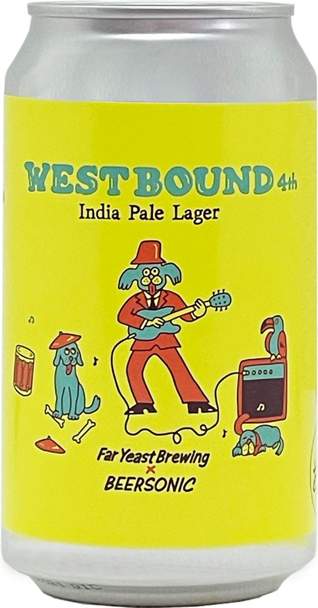 画像: Far Yeast WESTBOUND 4th India Pale Lager