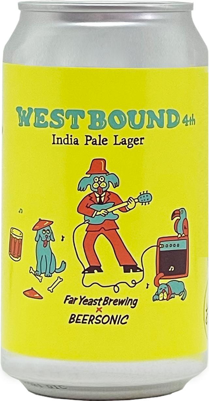 画像: Far Yeast WESTBOUND 4th India Pale Lager