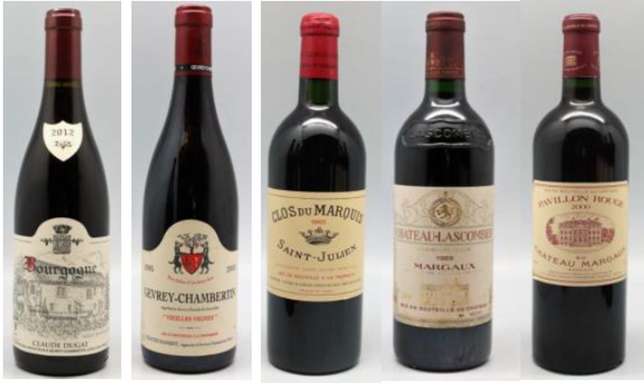 画像2: 「グラスで楽しむ高級ワイン頒布会」を開始