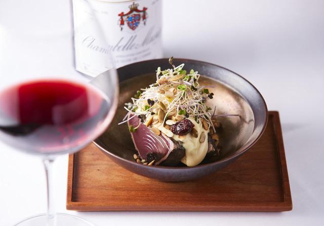 画像: 赤ワインに合わせたい『鰹とチーズのマリアージュソース』