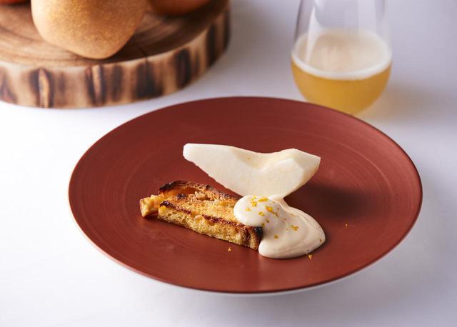 画像: スパークリングに合わせたい『添えるだけチーズでワンプレートデザート』