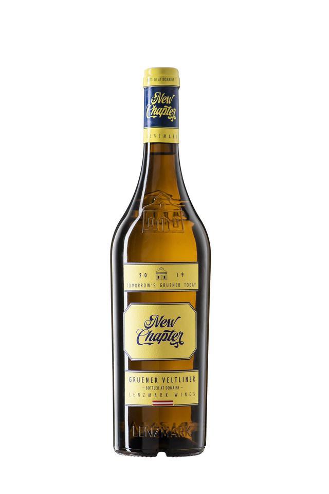 画像: このワインがコンセプトとしているのは「Tomorrow's Gruener Today」。「明日のグリューナ―・ヴェルトリ―ナのスタイルを今日飲んでほしい」という意味が込められれている。
