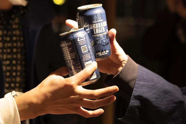 画像3: 横浜ビールが新社会人に贈るエール。横浜ラガー&横濱ビア柿がセットになった目玉価格の「新社会人応援BOX」を販売中!