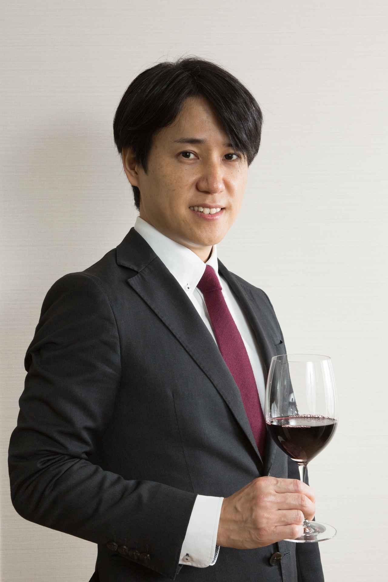 画像: 田邉公一(たなべ こういち) ワインディレクター。ワインスクール「レコール・デュ・ヴァン」講師。「タイソンズ アンド カンパニー」「アニス」「アミュゼ」などのレストランやイベントのワイン監修を手掛ける