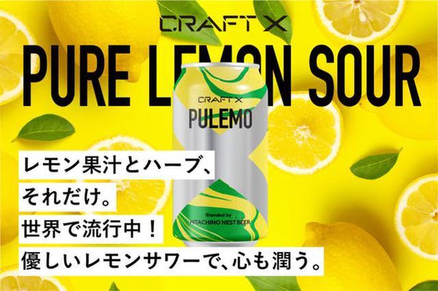 画像: 世界的トレンド搭載!心も潤う無添加レモンサワー。果汁とハーブが優しく沁みていく