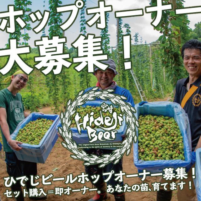 画像: 宮崎ひでじビールYahoo!ショップ - ひでじビール「ホップオーナー2021」募集!(hiddenpage) Yahoo!ショッピング