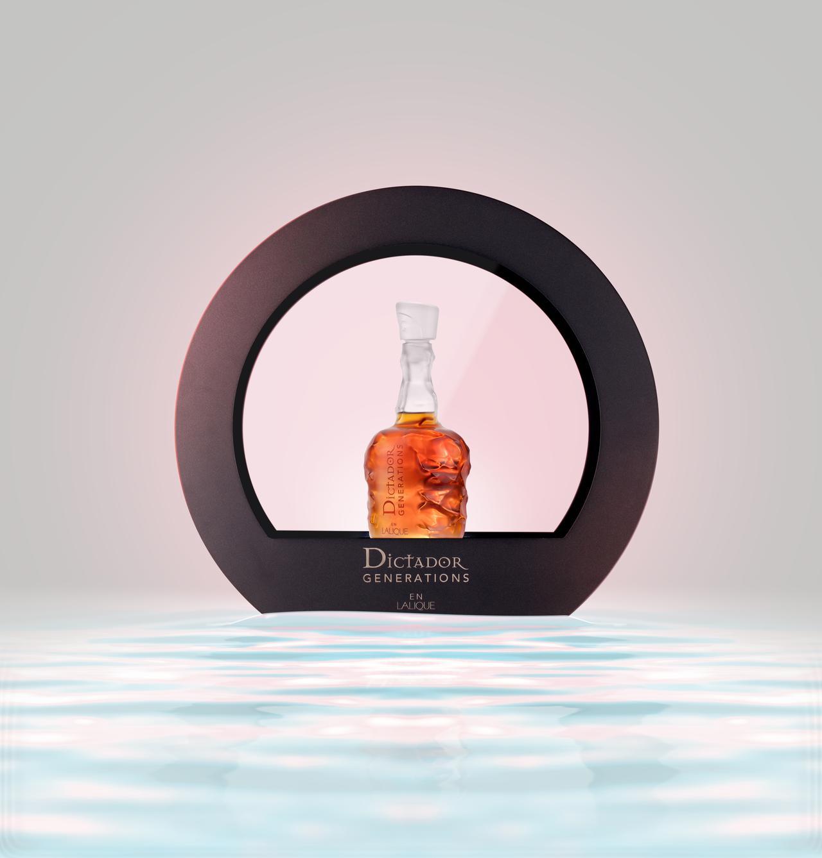 画像2: 「ラリック」が最高級ラム酒ブランド「ディクタドール」とコラボレーション
