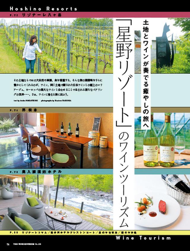 画像2: 6/5発売『ワイン王国 123号』日本ワイン特集!ブラインド・テイスティングで決定 本当に美味しい63本