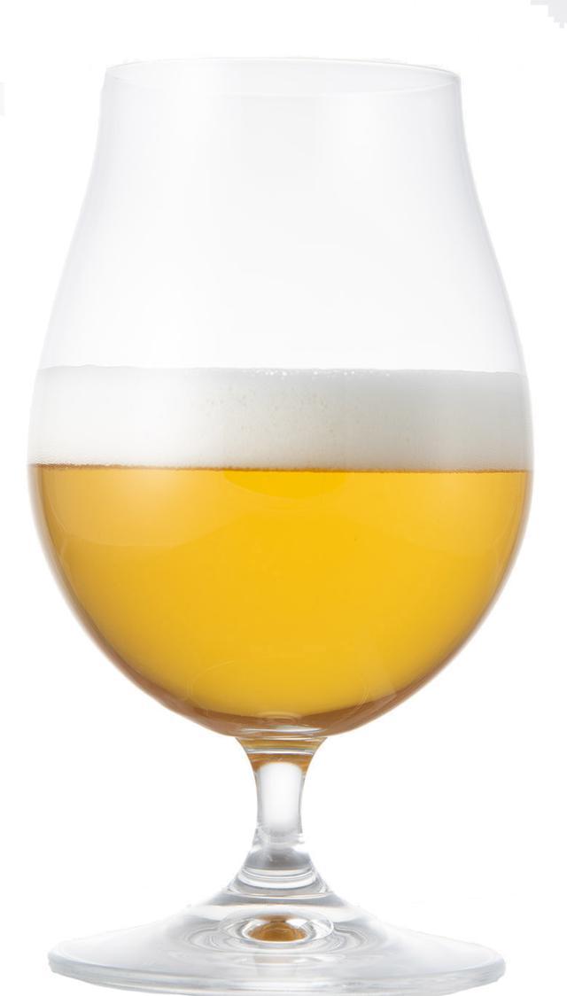 画像: 液色は美しい黄金色