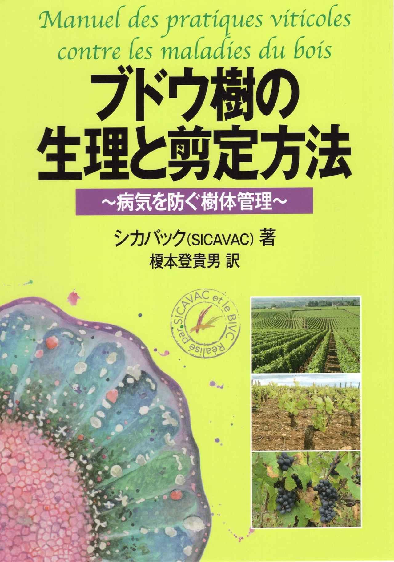 画像: 『ブドウ樹の生理と剪定方法』〜WK Library お勧めブックガイド〜