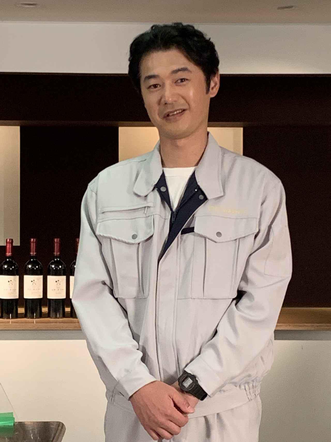 画像2: 2022年公開(予定)! 「シャトー・メルシャン」の醸造家、安蔵光弘氏の人生を描く映画『シグナチャー』がクランクイン!!