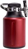 画像: UKEG GO 64 Chili(チリ) 容量: 64オンス(1,893ml) サイズ: 135 x 175 x 260mm 重量: 1.27kg CO2カードリッジ8g×2個付販売価格15,950円(税込) 販売価格15,950円(税込)