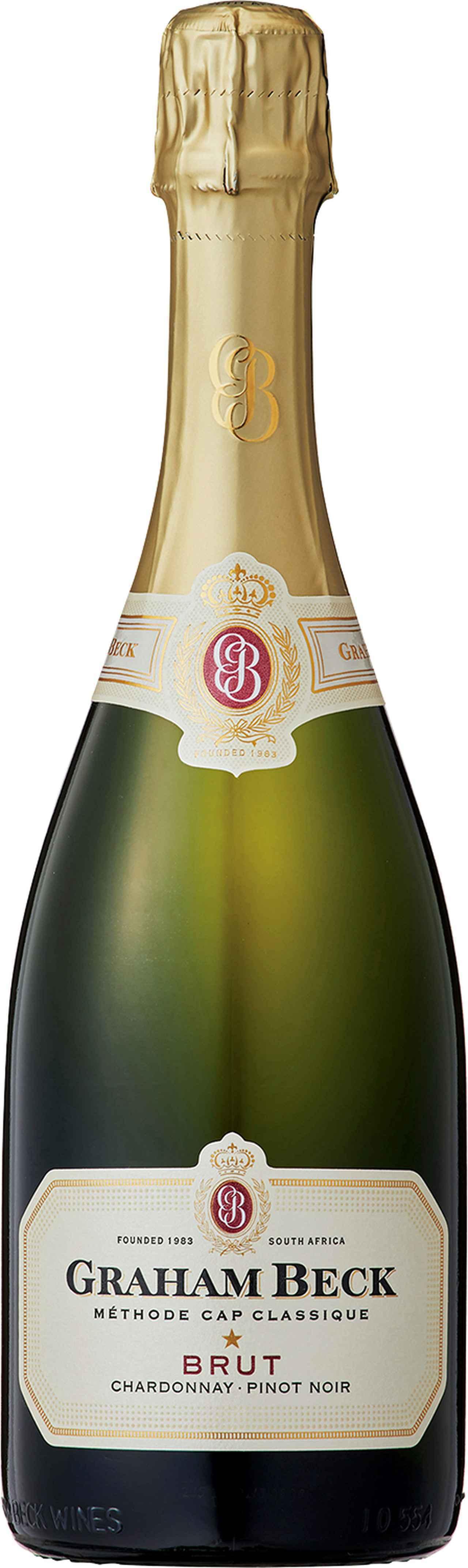 画像1: 南アフリカのスパークリングワイン「キャップ・クラシック」と 「グラハム・ベック・ワインズ」の美味しさの秘密