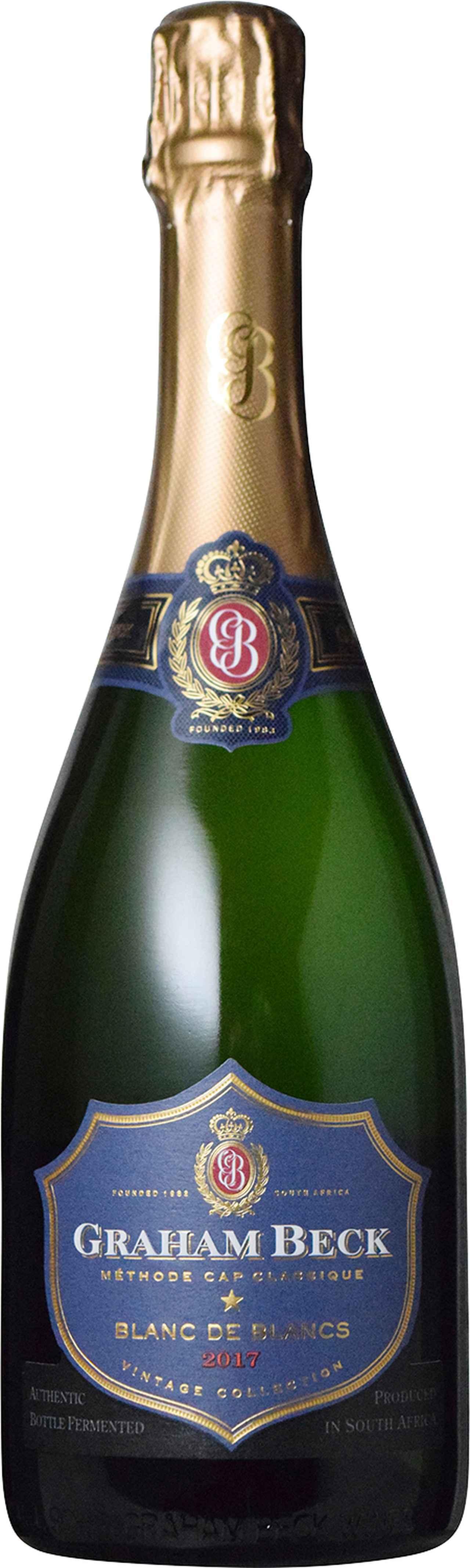 画像3: 南アフリカのスパークリングワイン「キャップ・クラシック」と 「グラハム・ベック・ワインズ」の美味しさの秘密