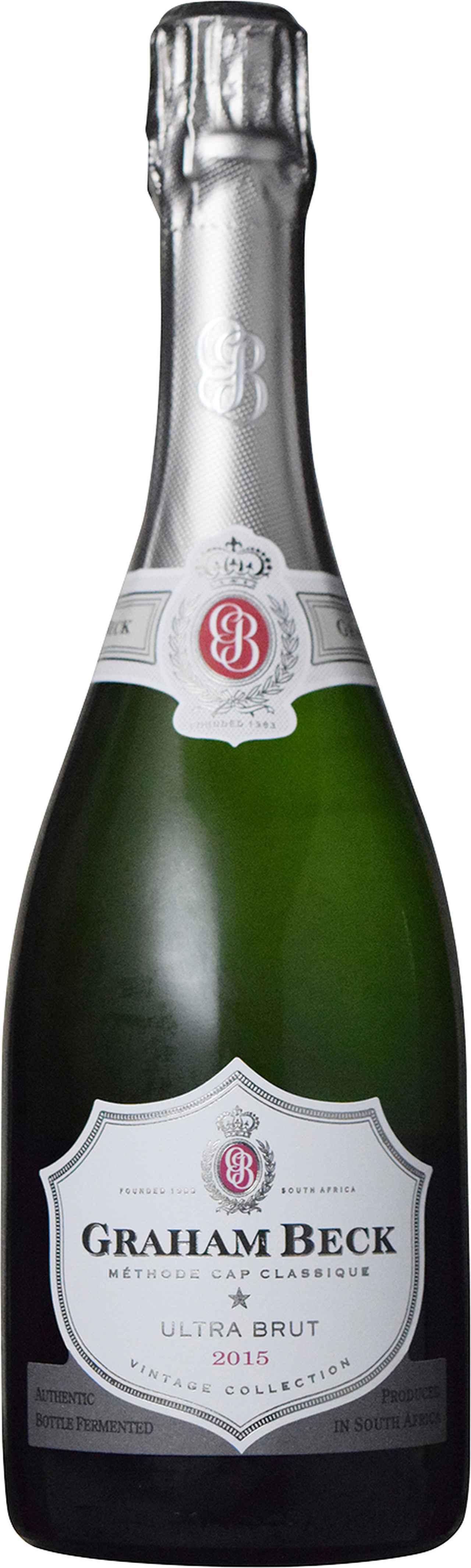 画像5: 南アフリカのスパークリングワイン「キャップ・クラシック」と 「グラハム・ベック・ワインズ」の美味しさの秘密