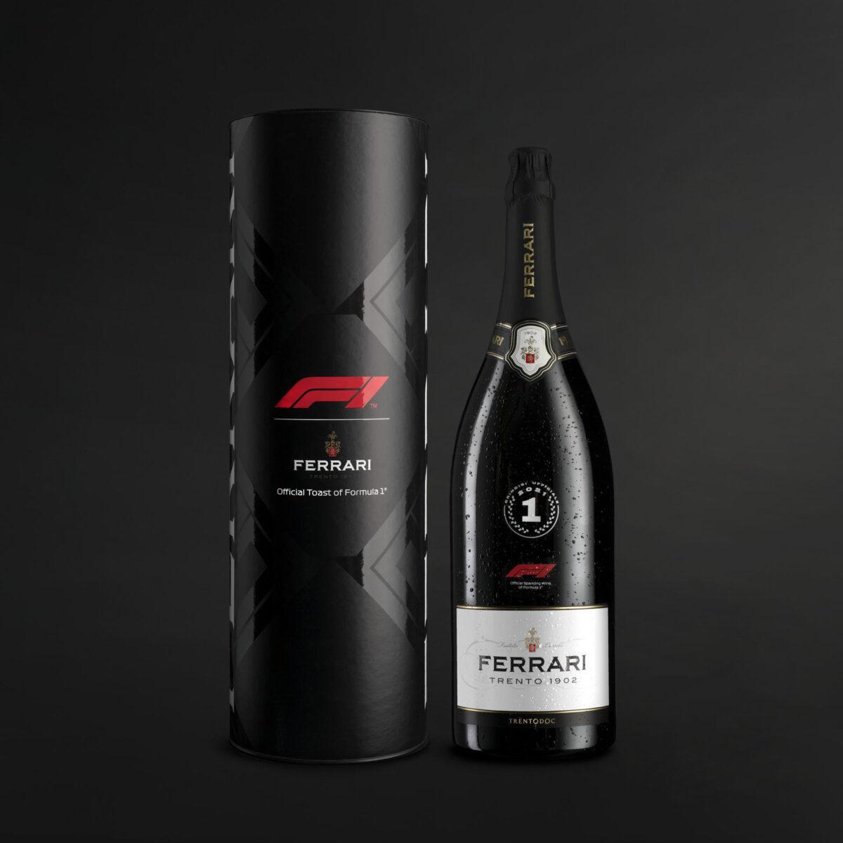 画像: フェッラーリ F1® セレブレーションボトル 3000ml |イタリアワイン|日欧商事 - JET