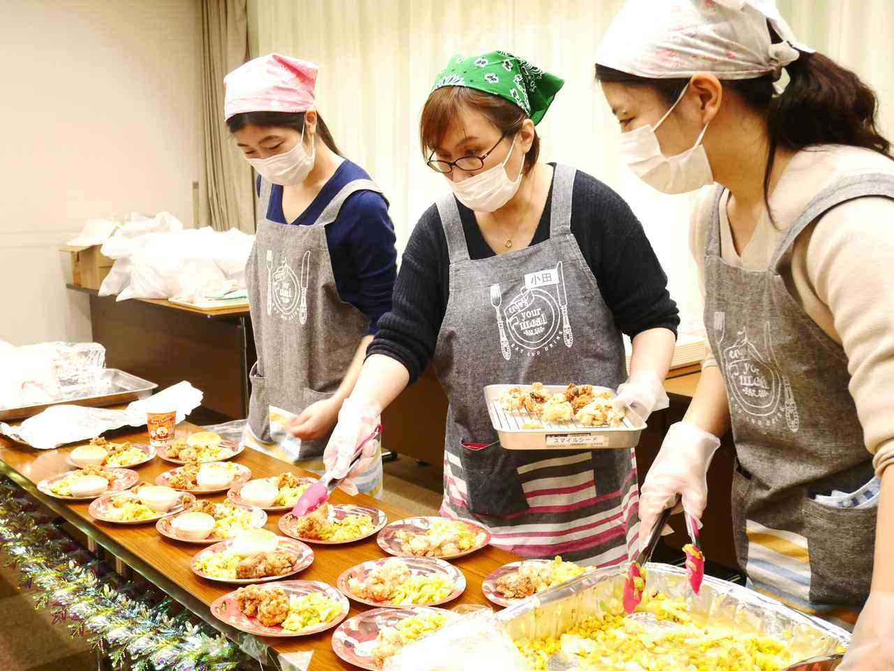 画像4: 滋賀県「食物アレルギー対応子ども食堂」にて、クリスマス会が開催されました