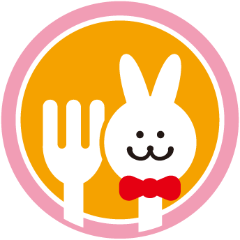 画像: かわいいうさぎの豆乳クリームシチュー